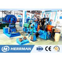 China Aluminum Cladding Continuous Extrusion Machine For Seamless Al Cladding on sale