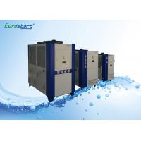 200 Liters Air Cooled Industrial Water Chiller Industrial Water Cooled Chillers Manufactures