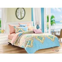 Cotton Twin Bed Sheet Bedding Sets , Pigment Printed Crib Kids Bedding Sets Manufactures