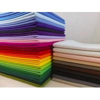 1~ 5MM Thick PET Non Woven Fabric , Non Woven Polyester For Craft Decoration , Geotextile Manufactures