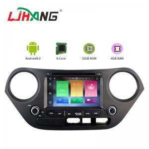 Mirror Link SWC Hyundai Elantra Dvd Player , Built - In GPS Hyundai Portable Dvd Player Manufactures