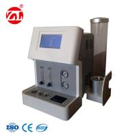 Professional Rubber Testing Machine  , 2.5 Grade Limiting Oxygen Index Tester For Plastics Rubber Foam Manufactures