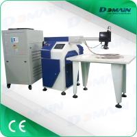 Yag Channel Letter Industrial Laser Welding Machines 1100mm*750mm Table Size Manufactures