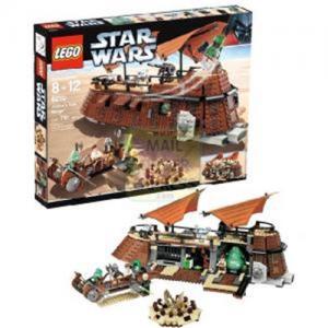 Lego Star Wars SANDCRAWLER 10144 New & Sealed Manufactures