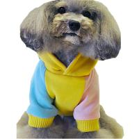 China Pet Dog Colorful Clothes for Winter Sport Dog Coat Pet Accessories on sale