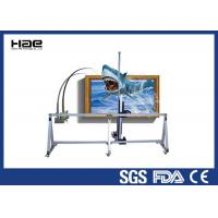 English Language Wall Inkjet Printer For Wall Decals / Wall Mural Printer Machine Manufactures