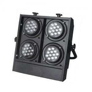 Led Audience Dmx Blinder Light 4 Eyes Rgbw DJ Stage Lighting Professional Light Manufactures