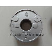 China Lost Wax Casting stainless steel fixed base on sale