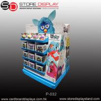 Buy cheap Large corrugated cardboard free standing display unit (FSDU) for Children toys from wholesalers