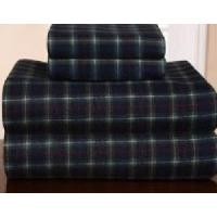 Quality Printed Flannel Sheet Set for sale