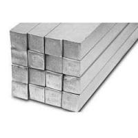 Hot Rolled / Cold Rolled Stainless Steel Square Bar 316N , 316LN For Kitchen And Sanitary Wares Manufactures