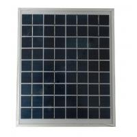 Mono Crystalline 18 Volt Mini Solar Panels 8W For Water Pumping Systems Manufactures