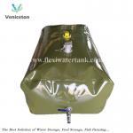 Veniceton customization collapsible folding tpu storage tank, rectangle fuel bladder Manufactures