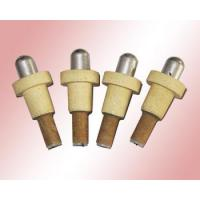 Made in China disposable/expendable immersion thermocouple tips R type Manufactures
