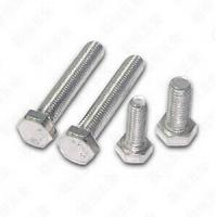 Hexagon Head Stainless Steel Bolts And Nuts For Machine A4 70 Bolt DIN 933 Manufactures
