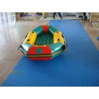 China Flame Retardant and UV Resistance Hot Air Welded Machine Inflatable Sports Boat on sale