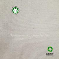 china supplier pure 100% organic cotton plain greige fabric for baby clothes Manufactures