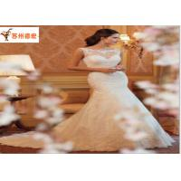 The new 2016 lace fishtail wedding dress the bride bigger sizes customized small trailing cultivate one's morality dress Manufactures