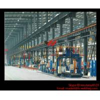 Gantry Type Vertical Automatic Welding Machine for H Beam Line High Efficiency Manufactures