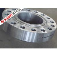 China Chrome Moly Alloy Pipe Flanges on sale