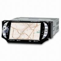 """5"""" Car CD Player with DVD Loader, TV/Bluetooth/FM, Detachable Panel, GPS and Optional DVB/Since 1999 Manufactures"""