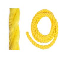 PP monofilament 6mm - 38mm twist 3-strand Rope used for boat marine fishing industry Manufactures