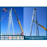 China Heavy Type Subatation Galvanized Steel Structure Steel Frame Structure on sale