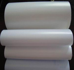 Quality Halogen - Free Polypropylene PP Banner For Billboard , Outdoor Mesh Fabric for sale