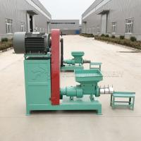 Wood Briquette Making Machine Charcoal Extruder Machine 50 Model Manufactures
