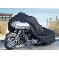 """China 97"""" Waterproof Motorcycle Cover For Cruisers / Touring Bikes Customized Design on sale"""