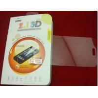 Anti-proof Cell Phone Screen Protectors 0.2mm Thin Glass For Samsung Galaxy S5 I9600 Manufactures
