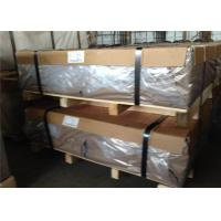 Polished Aluminium Sheet Alloy Sheets 8011 8021 8079 For Industry / Building Material Manufactures
