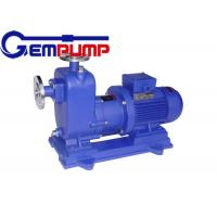 JMZ Stainless steel self-priming pump with mechanical seal assembly Manufactures