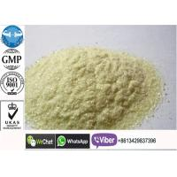China GMP Raw Anabolic Trenbolone Acetate Steroid Powder , 434-03-7 Peptides For Muscle Growth on sale