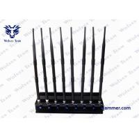 Amplifier booster - 8 Bands Adjustable Powerful 3G 4G Cellphone Jammer & UHF VHF WiFi Jammer