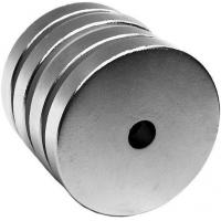 China countersunk ring ndfeb magnet on sale