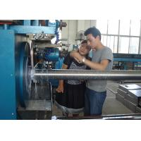 High Precison Wedge Wire Screen Welding Machine For Making Water Well Screens