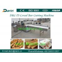Energy Saving Cereal Bar Making Machine Durable For Sachima Forming Manufactures