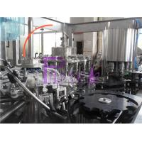3 In 1 Monoblock Hot Filling Machine Mango Juice Washing Filling Capping Machine Manufactures