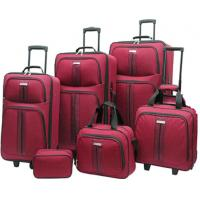 China DW0907216 trolley luggage,trolley case,polyester bag on sale