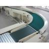 Buy cheap horizontal conveyor belt conveyor;PVC belt transition system;belt curve conveyor from wholesalers