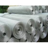 Easy Installation PVC Coated Wire Mesh Rolls , Green Metal Mesh Fencing For Road Manufactures