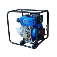 China Electric Start 3 Inch Water Pump High Pressure , Water High Pressure Pump on sale