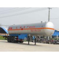 Cheap!!!carbon steel tank truck trailer / 30m3 54T concentrated sulfuric acid / hydrochlor Manufactures
