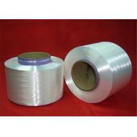 Optical White 100% Spun Polyester Yarn Twisted 1000D Low Shrinkage Manufactures
