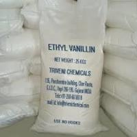 Ethyl Vanillin Flavoring Powder For Food Grade Using For Assigning Fragrance And Cosmetics Manufactures