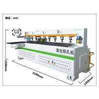 Holes Processing Side Drilling Machine 2600kg Customizable Color Run Fast Manufactures