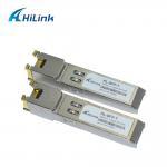 RJ45 Port HL-SFP Optical Transceiver Module 1000 BASE -T SFP Gigabit Interface Converter Manufactures
