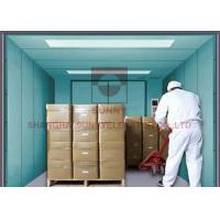 China Load 1000~5000kg All Steel Cage Material Freight Elevator / High Speed Lift on sale