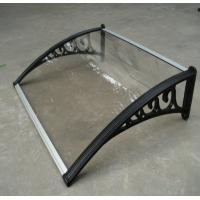 Anti Aging Polycarbonate Patio Canopy Strongly Sustain Easy Installation Manufactures